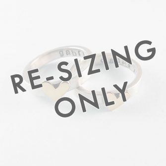 Resizing Of Personalised Ring