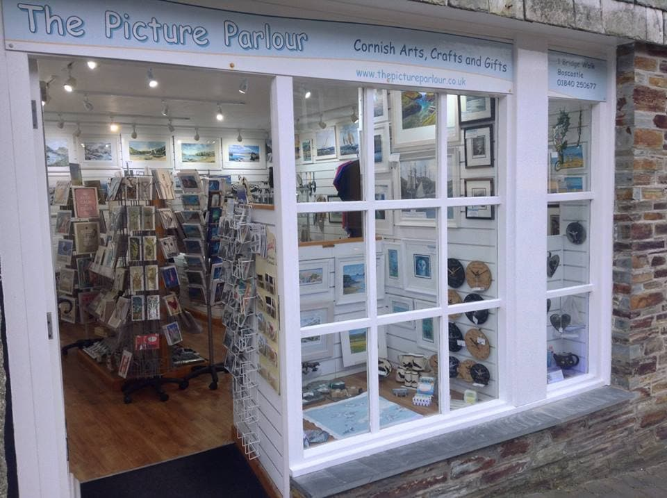 The Picture Parlour, Boscastle