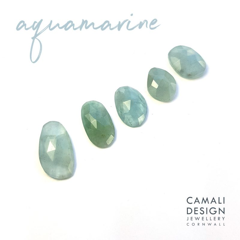 aquamarines for commissions