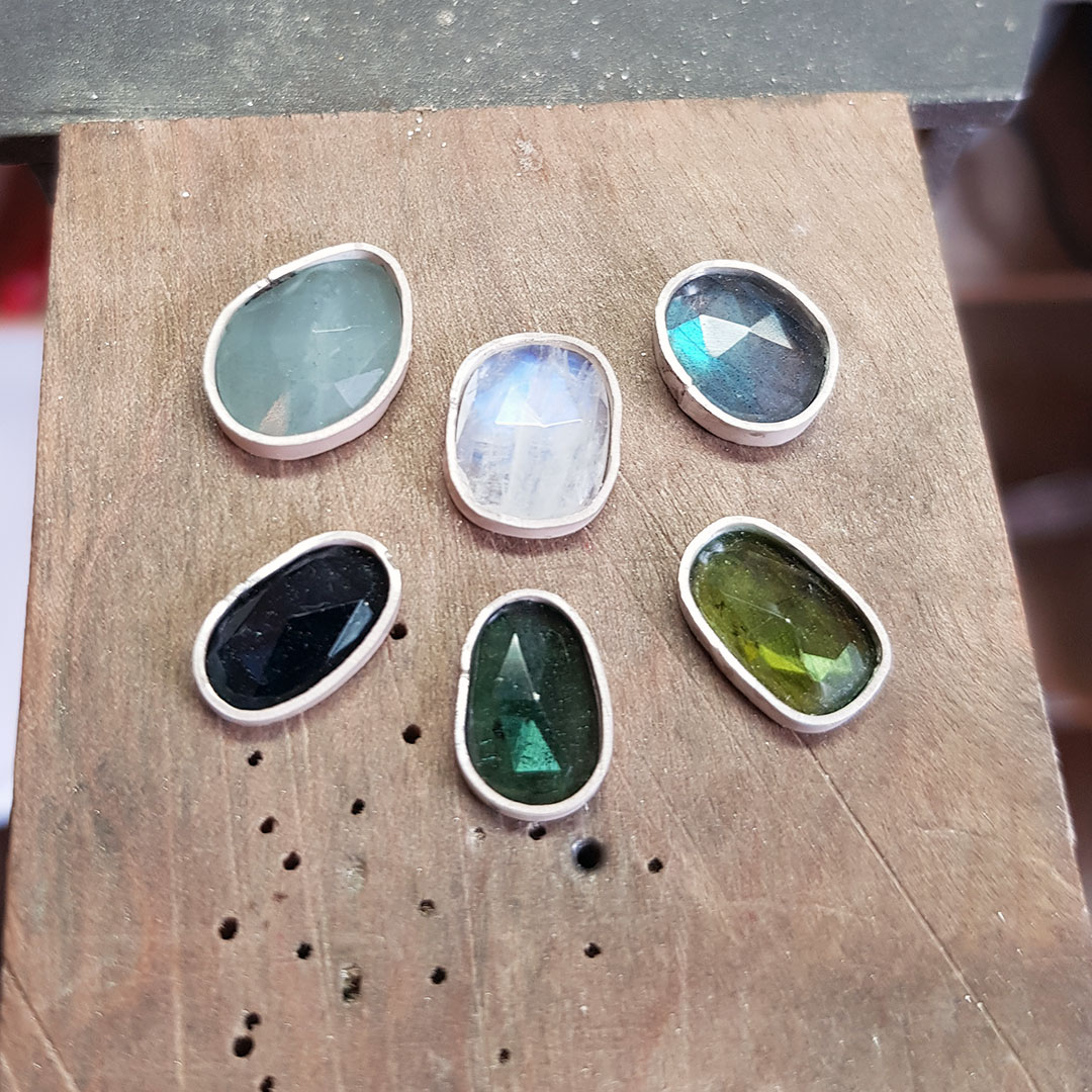 new rings in progress
