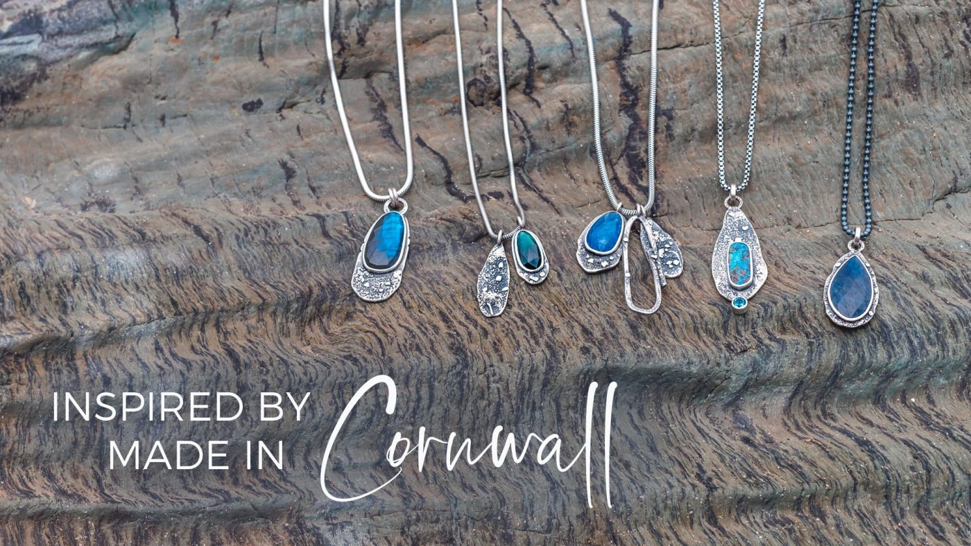 Inspired by Cornwasll, made in Cornwall