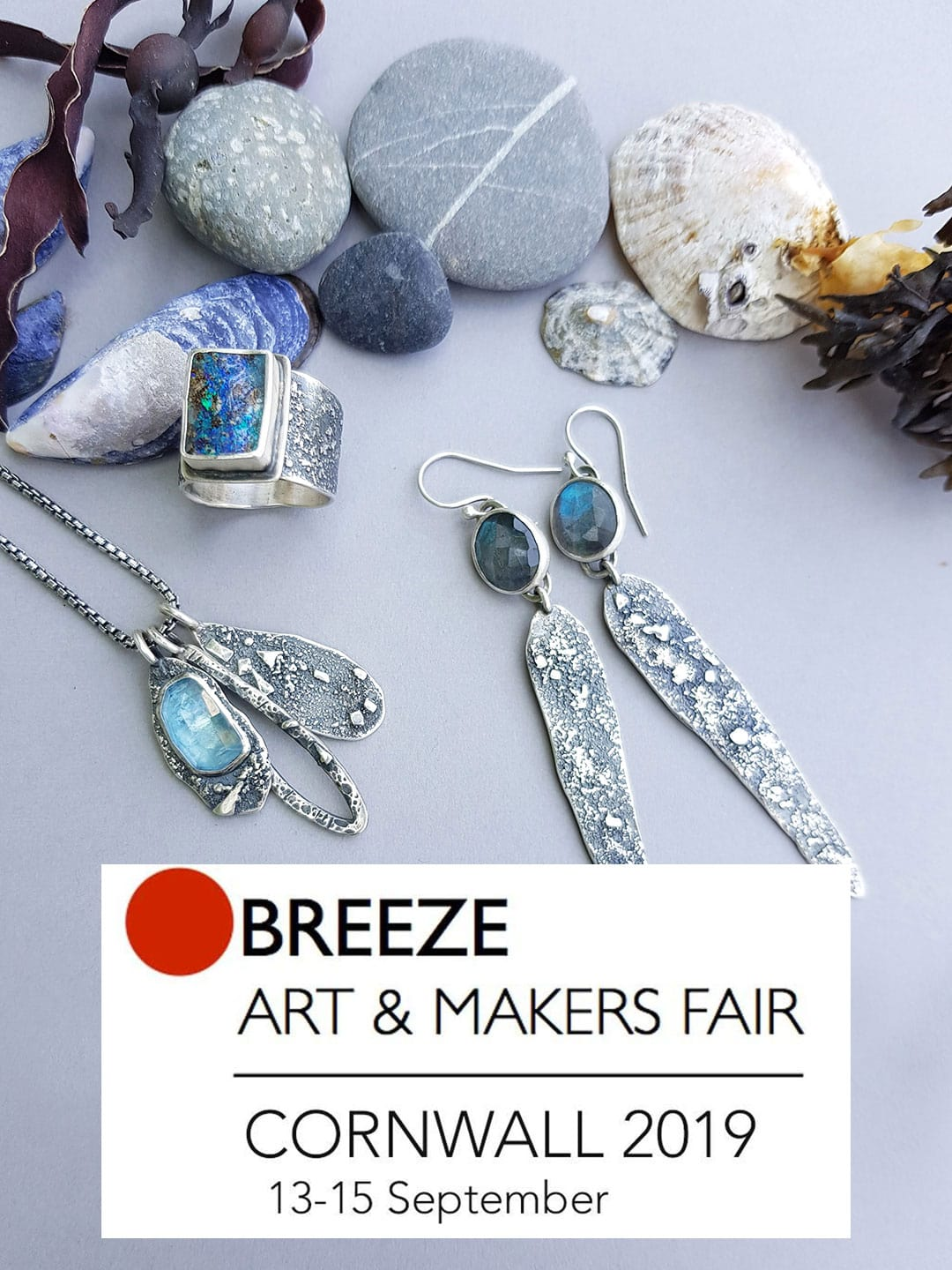 Come see me at Breeze Art & Makers Fair in September!