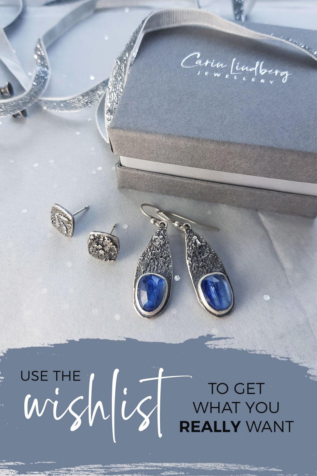 Make a jewellery wish list