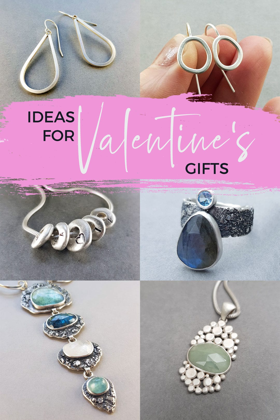 Valentine's jewellery gift ideas