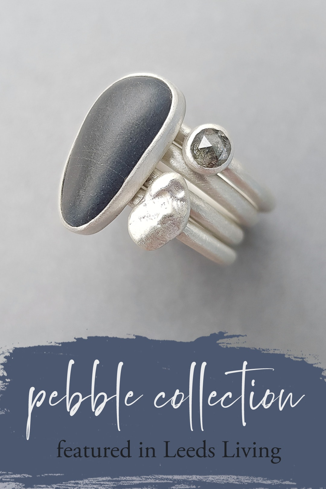The Pebble Collection featured in Leeds Living
