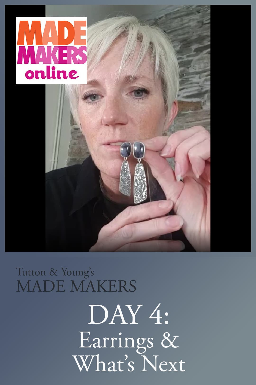 Day 4 of MADE Makers online November 2020