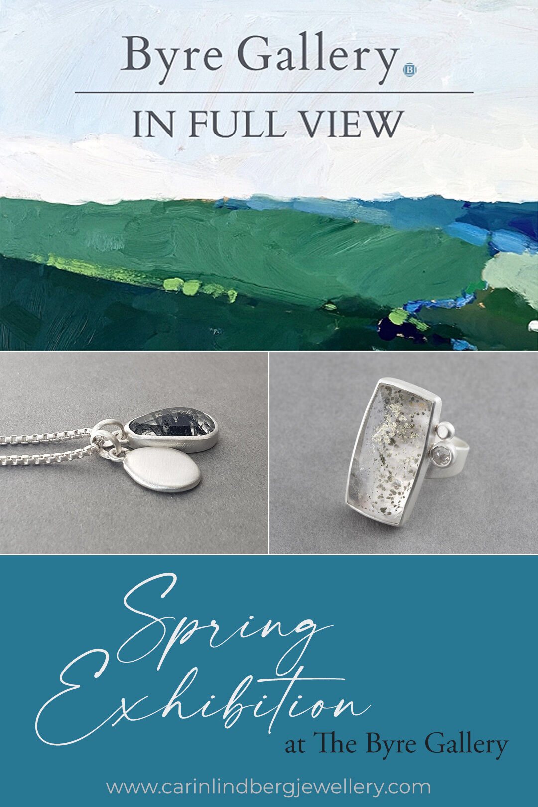 Spring exhibition at The Byre Gallery, April 2021