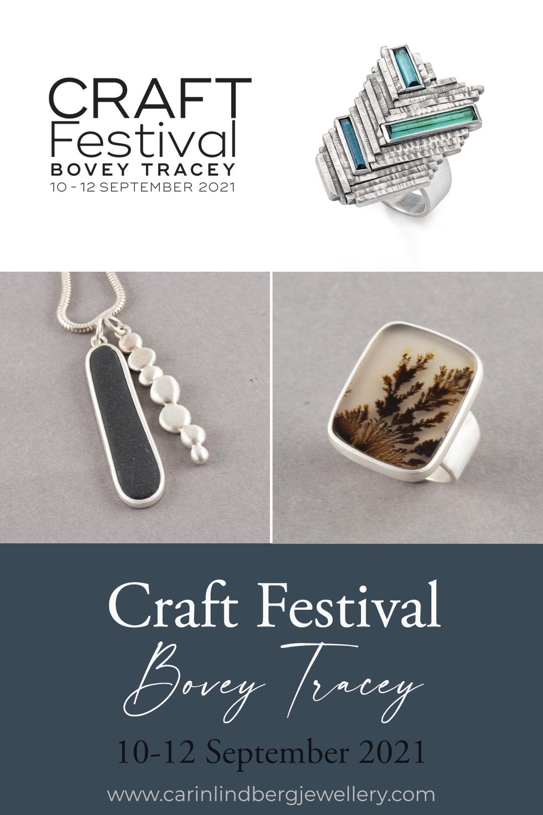 Bovey Tracey Craft Festival 10-12 September 2021