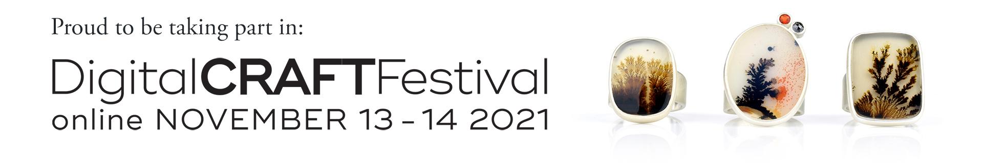 Digital Craft Festival November 2021
